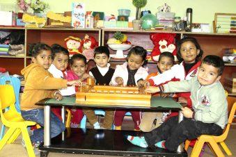 Montessori (Pre-Primary)